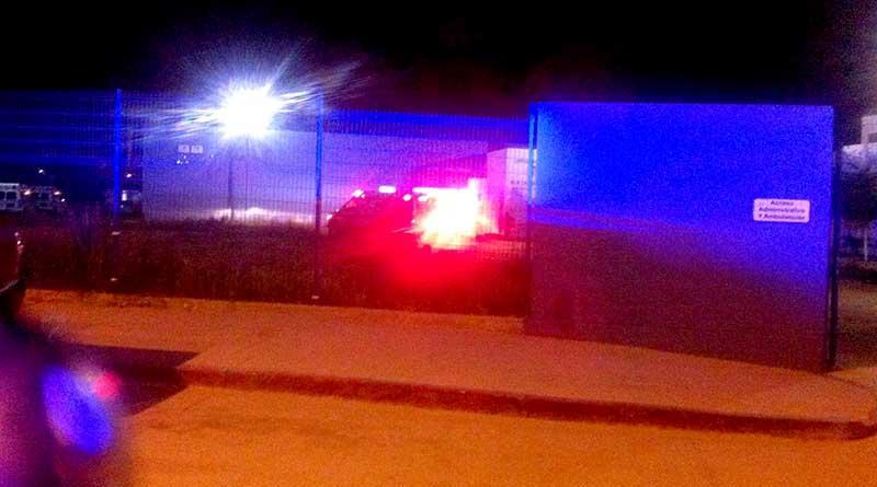 Reportan localización de dos personas heridas relacionadas con camioneta baleada en La Candelaria