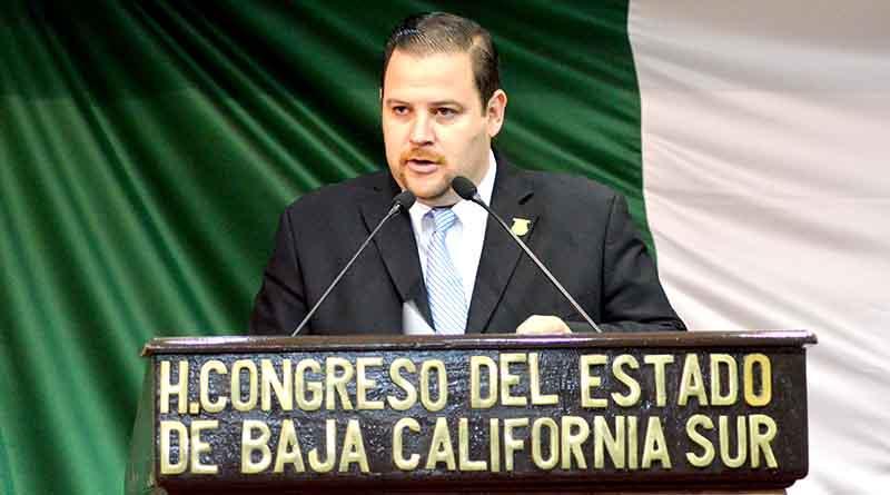 Es Congreso del Estado instancia donde se aborda la agenda social, política y económica de BCS: Blanco