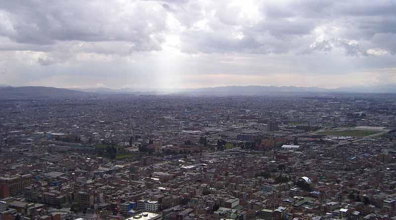 Hallan fosa con restos humanos en el Bronx del centro de Bogotá