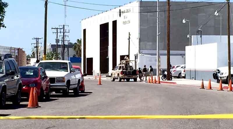 Falsa alarma por amenaza de bomba en las oficinas de la PGR en La Paz