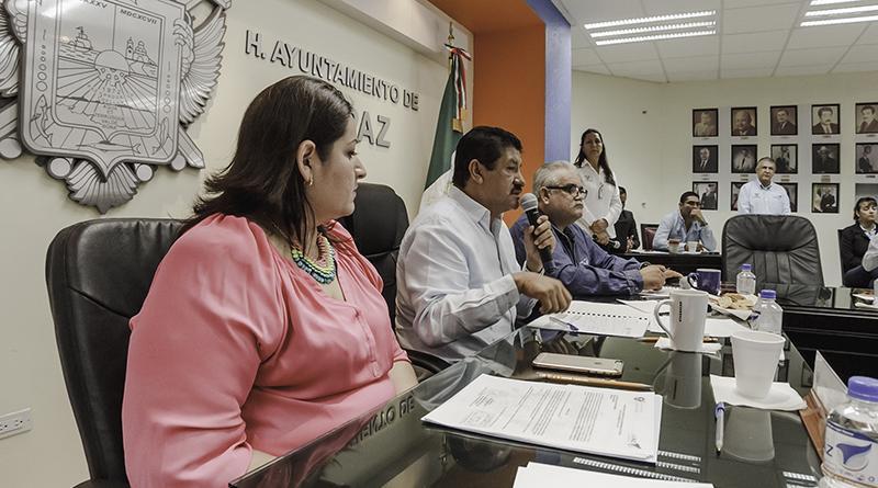 Envía Cabildo de La Paz, iniciativa de la Ley de ingresos para el Ejercicio Fiscal 2017, al Congreso del Estado