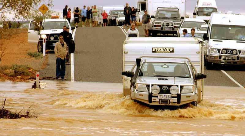 Emiten alerta de inundaciones por Hermine en EUA