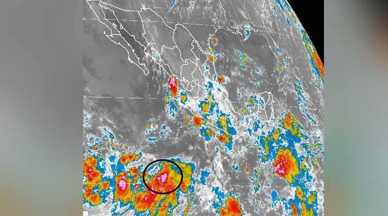 Podría formarse ciclón tropical en el Pacífico el fin de semana