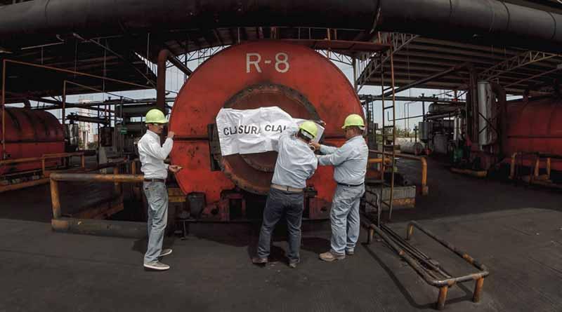 """Ya no puede operar la planta recicladora """"Cabo Fuels"""""""