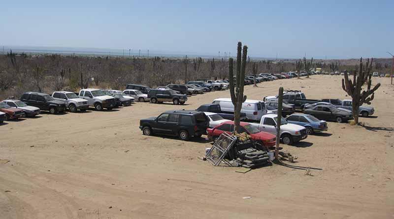 Ayuntamiento trabaja en el reordenamiento del parque vehicular en corralones