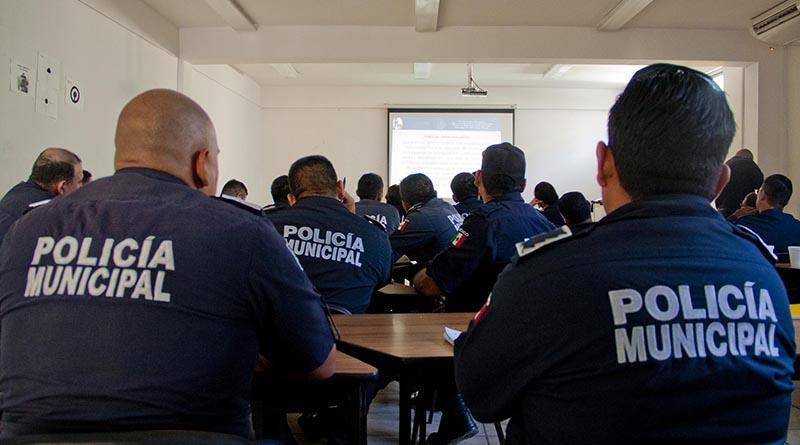 Impartirá la dirección general de seguridad pública, policía preventiva y tránsito municipal primer curso de competencias en comunicación escrita y oral a sus elementos
