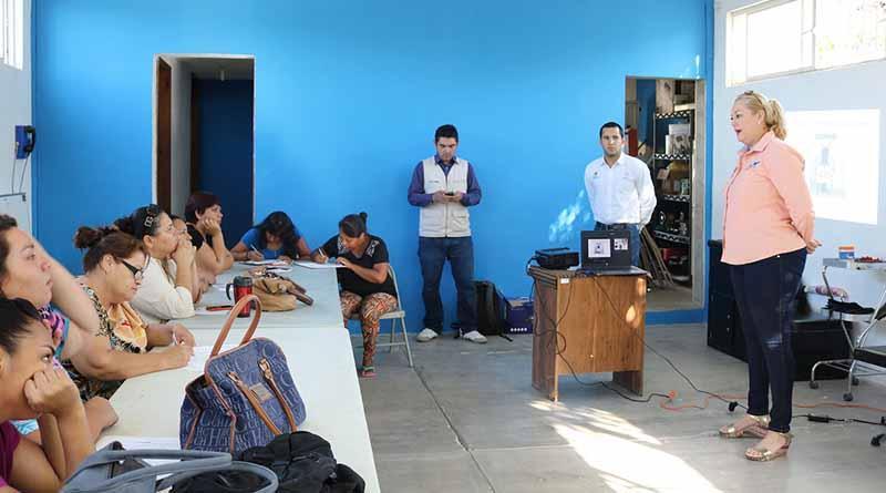 El instituto municipal de la mujer lleva a cabo pláticas de salud y prevención a mujeres del municipio