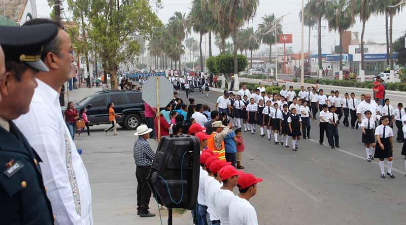 Tradicional Desfile Cívico-Militar del 206 Aniversario del Día de la Independencia