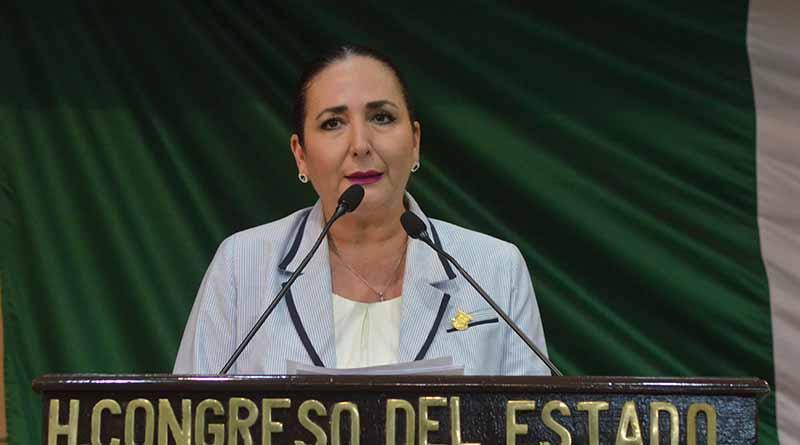 """""""Agilizar la entrega de hojas café del Issste a damnificados"""": Dip. Eda Palacios"""
