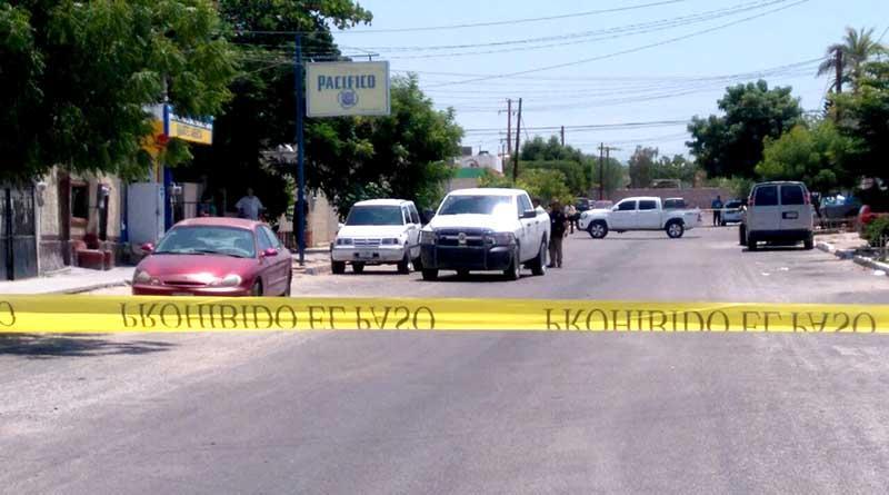 Matan a tiros a un hombre dentro de expendio en La Paz