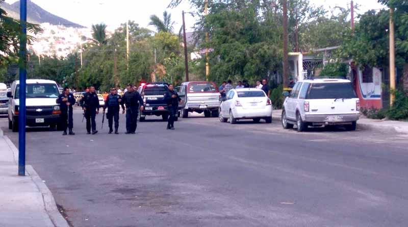 Encuentran tres ejecutados con tiro de gracia en La Paz