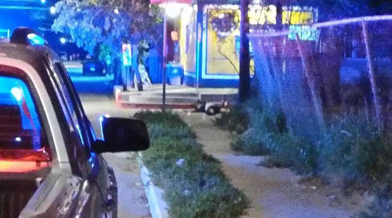 Cierra noche de lunes con un ejecutado y una mujer herida en La Paz