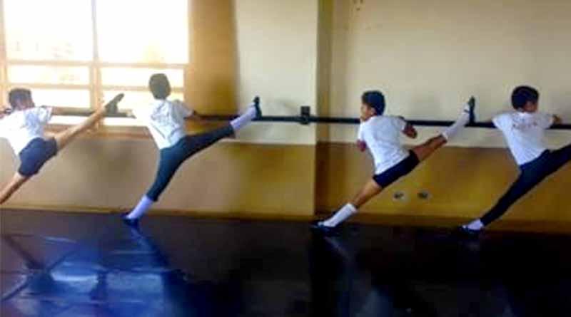 """""""La danza que da esperanza"""" a 14 niños de SJC"""