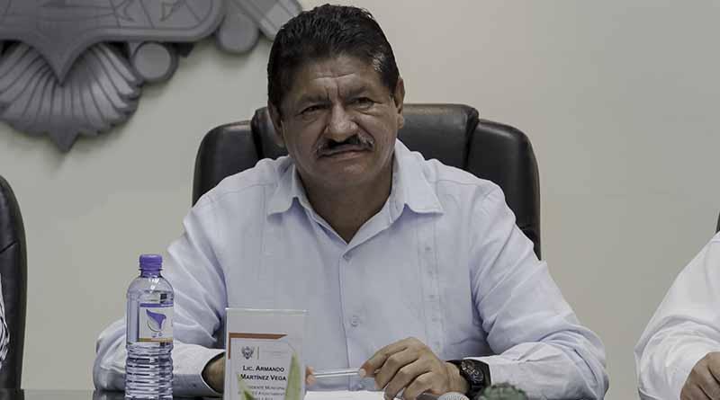 """Sesiona Consejo Municipal de Protección Civil, por el paso del Huracán categoría 1 """"Newton"""""""