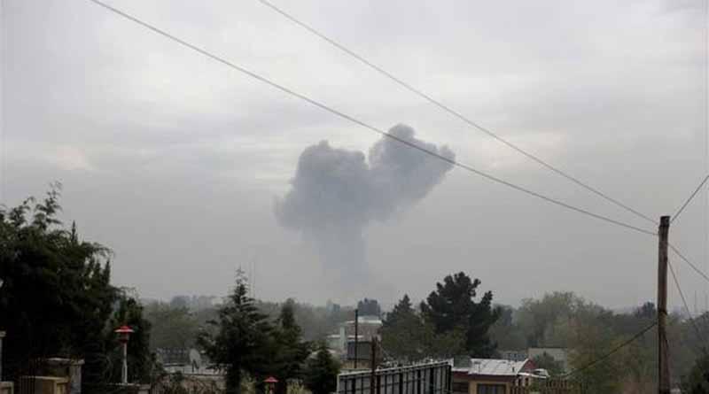 Fuerte explosión sacude centro de Kabul tras jornada de violencia