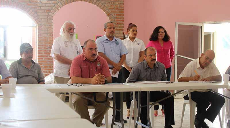 Reunión Para Organizar Programa De Fiestas Patrias