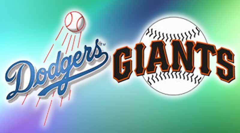 Adrián González en blanco en derrota de Dodgers 0-2 vs Gigantes
