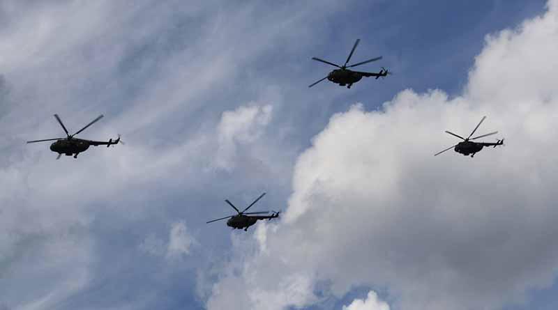 Suspenderán vuelos del aeropuerto capitalino por desfile militar