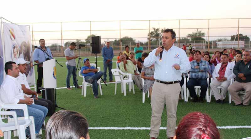 Gobierno Le Cumple a Sus Comunidades, Les Dice Alcalde Francisco Pelayo a Habitantes de Villa Morelos