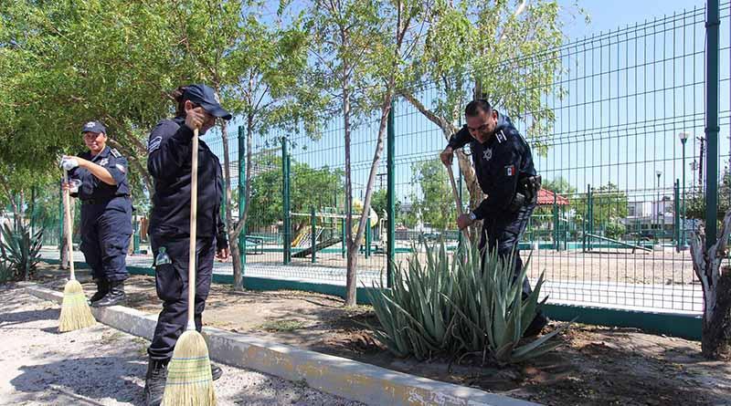 La limpieza de la ciudad es una prioridad: Martin Guluarte Ceseña
