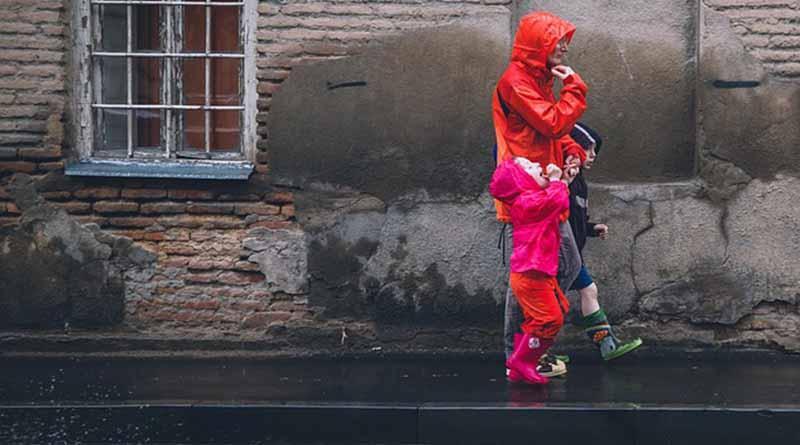 Sistemas climáticos mantendrán lluvias en varios estados del país