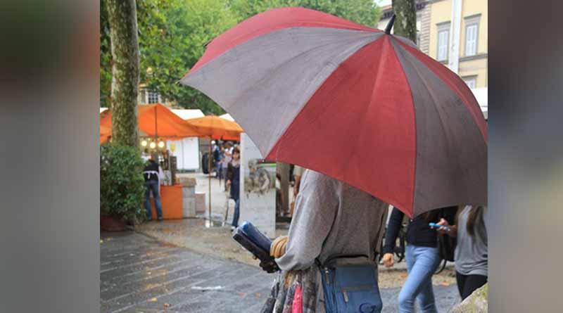 Prevalece pronóstico de lluvias de diferente intensidad en todo el país