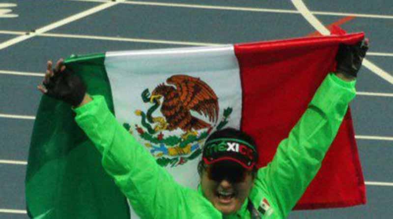 Ángeles Ortiz, contenta por cumplirle a México con su medalla de oro