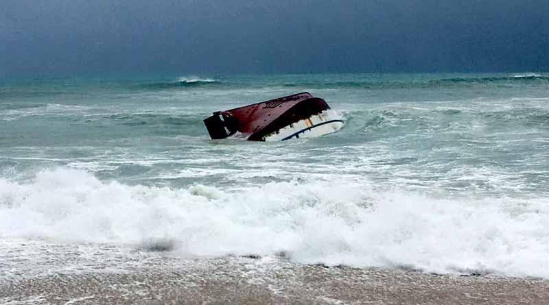 Confirma Sector Naval localización de otros dos cuerpos de naufragio en Cabo Pulmo