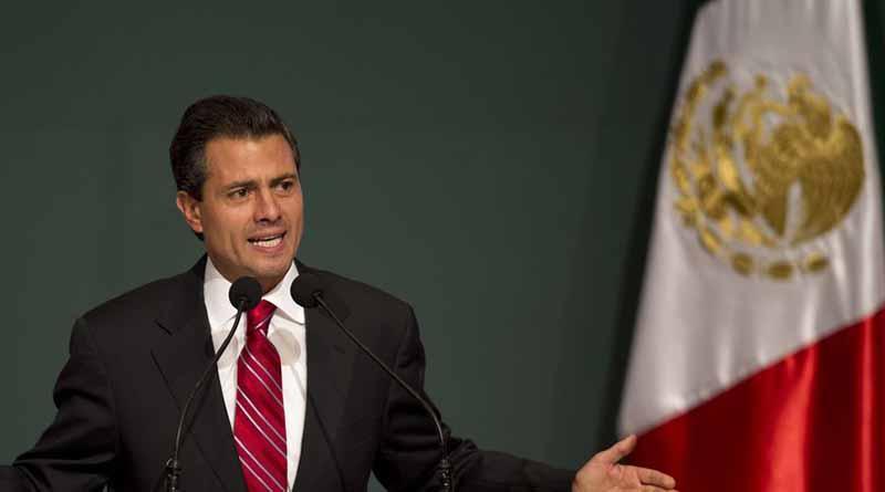 Peña Nieto dará mensaje a medios a las 11:00 horas