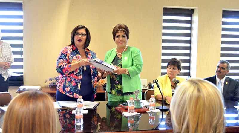 Patricia Ramírez, asume la Junta de Gobierno y Coordinación Política del Congreso del Estado