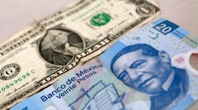 Dólar sigue al alza, alcanza 20.11 pesos en bancos