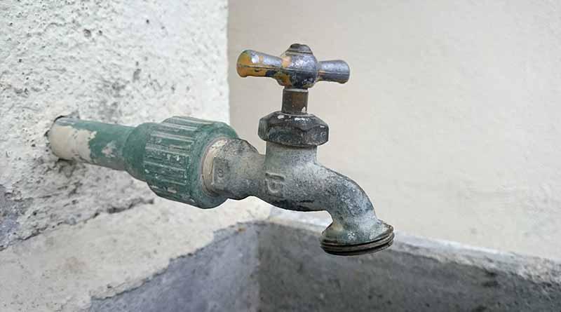 Desabasto de agua potable en colonias de CSL