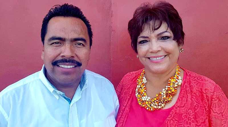 Trabajaremos para ofrecer mejores resultados a la sociedad de BCS: Ramírez y Zamora