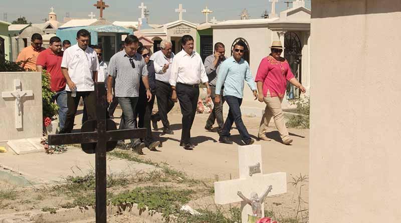 Realiza CMD recorridos en La Paz y Los Cabos en apoyo a la población
