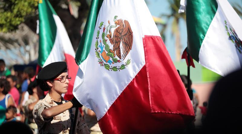 Realizará Ayuntamiento de La Paz actividades cívicas por el mes de la patria