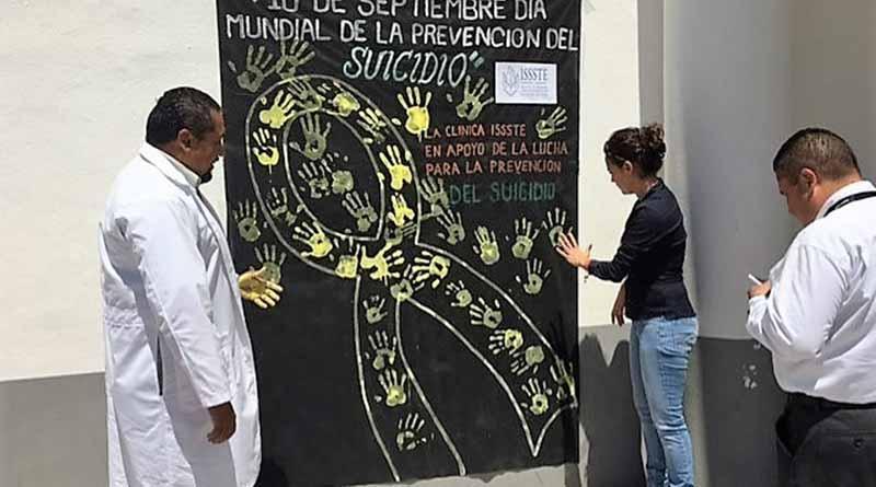 Este 10 de septiembre se conmemora el Día Mundial para la Prevención del Suicidio