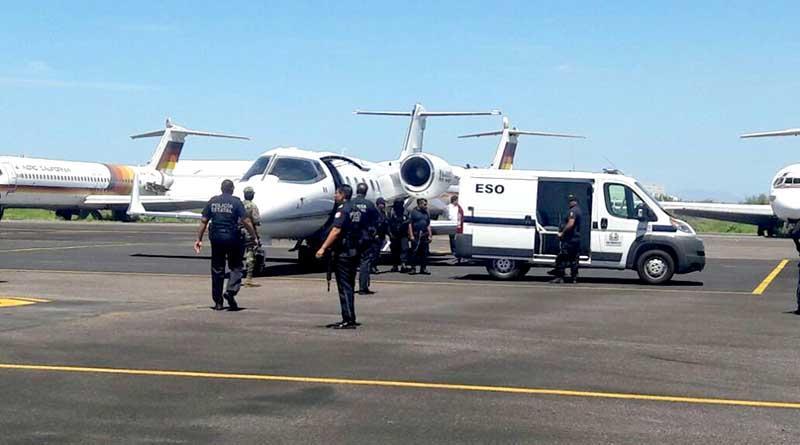 Confirma SSPE 6 internos de alta peligrosidad trasladados a otros penales de mayor seguridad