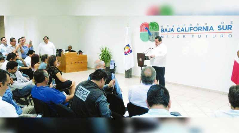 A un año de Gobierno, BCS es ejemplo nacional en desarrollo económico y generación del empleo: Carlos Mendoza
