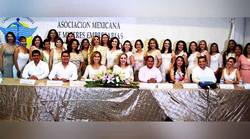 La mujer actual tiene un lugar importante dentro del mundo de los negocios; Vianey Núñez