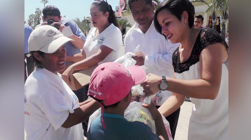 Programa de apoyo alimentario emergente beneficia a mil familias de los Cabos