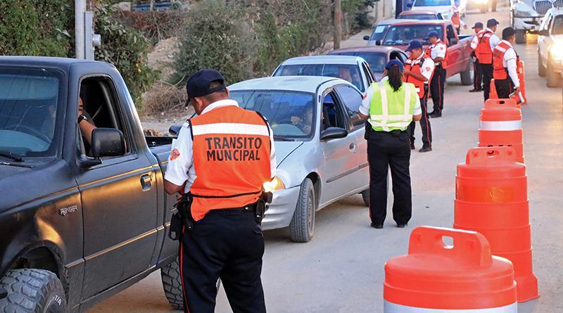 Iniciará seguridad pública de Los Cabos con operativos de alcoholimetría los fines de semana