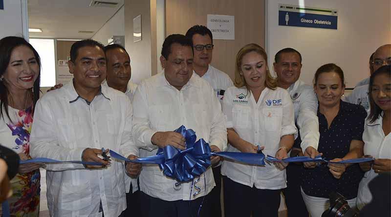 Inaugura Gobernador área de oftalmología en HG CSL y anuncia servicio de hemodiálisis para 2017