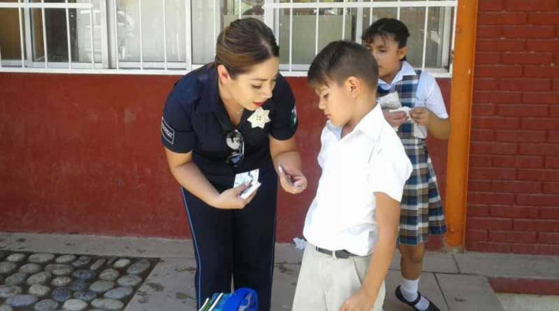 Con pláticas , previene SSPE acoso escolar y adicciones en escuelas