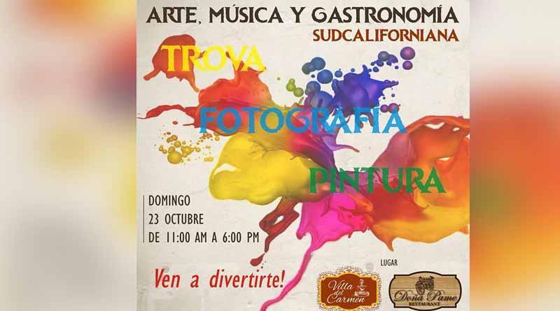 Invitan a las familias a disfrutar del arte música y gastronomía sudcaliforniana