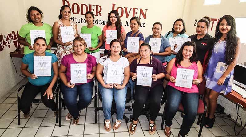 Por gestiones del instituto de la juventud se van a beneficiar a mujeres cabeñas con el proyecto vive