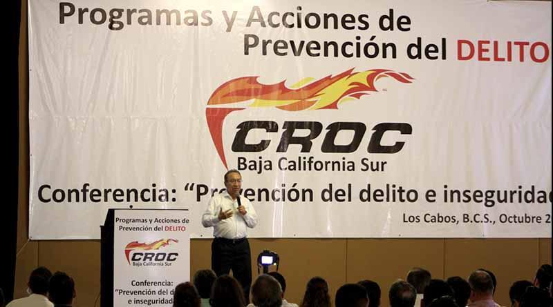 Hay que sumar esfuerzos a favor de la educación y prevención del delito en Los Cabos y BCS: Isaías González Cuevas