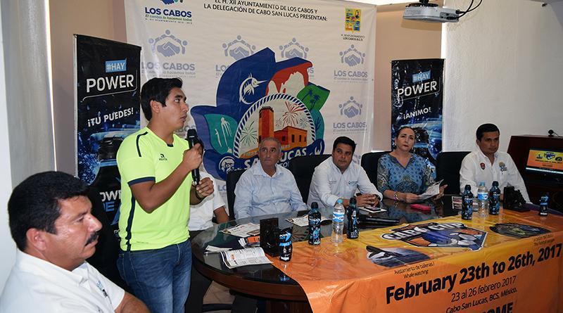 Presentan en rueda de prensa el Torneo de Futbol Internacional Cabo Cup