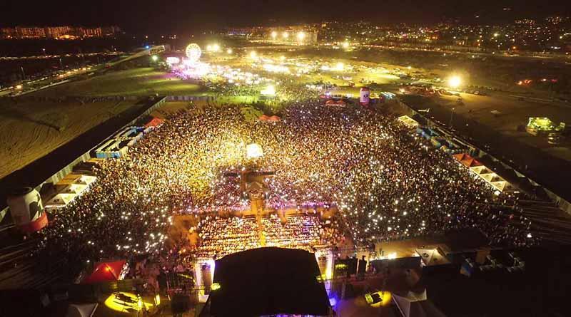 Rompen récord asistentes a Fiestas Patronales CSL