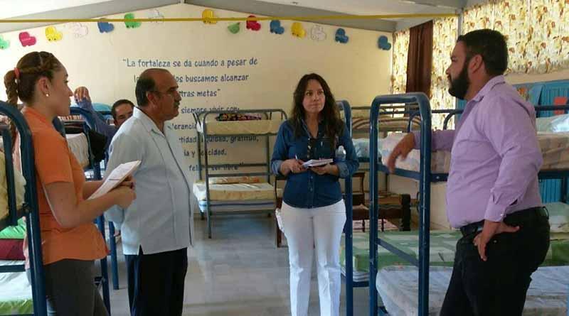 Acciones de mantenimiento preventivo y supervisión en albergues escolares para garantizar su óptimo funcionamiento: SEP