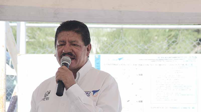 Se busca fortalecer la promoción turística de La Paz: Armando Martínez Vega